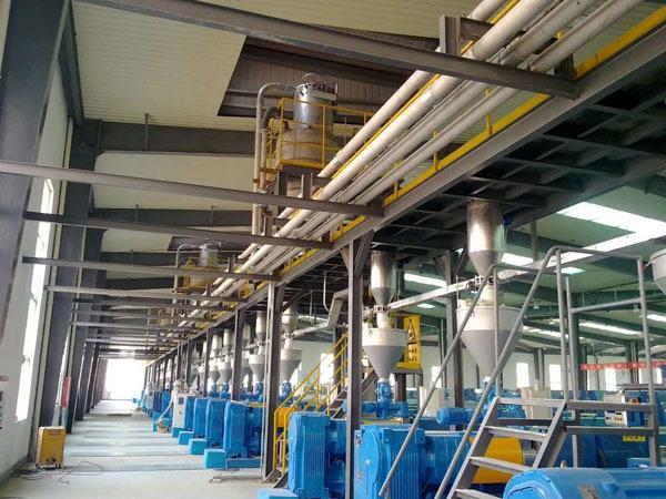 粉体工程气力输送系统