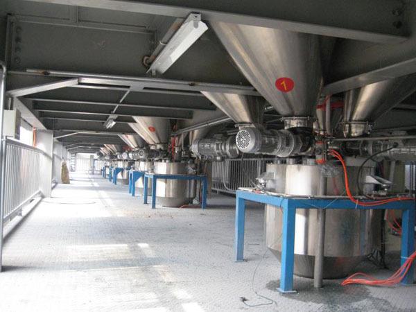 自动化配料系统在工业生产领域中的优势