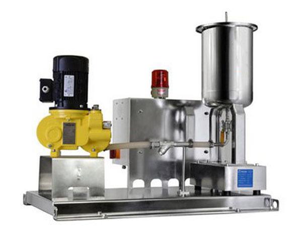失重式喂料机是由哪些部件组成的?